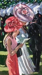 ascot ladies - board only