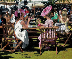 Afternoon Tea At Ascot - Board Only