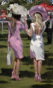 Ascot Chic II - Board Only