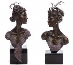 Ascot Glamour & Ascot Vision (Pair) - Bronze