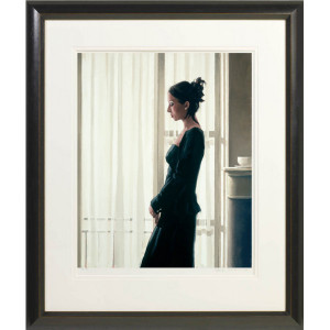 beautiful dreamer  - framed