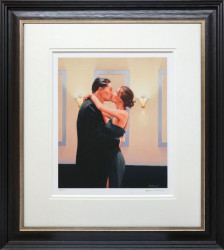 Betrayal - First Kiss - Framed