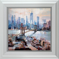 Big City Blues - Framed