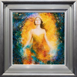 Birth Of An Angel - Boutique Edition - Silver Framed