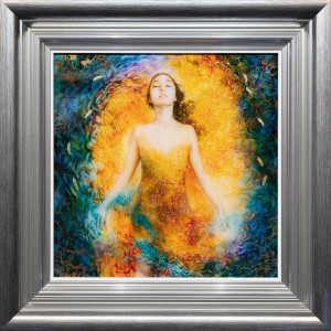 Birth Of An Angel - Boutique Edition - Framed