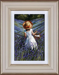 Bluebell Haven - Framed