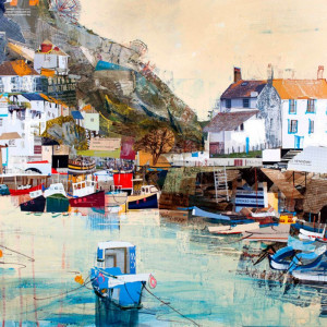 bobbing boats, polperro - board only