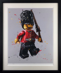 Buckingham (Lego) - Framed