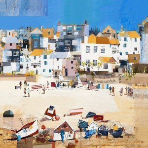 Castles, St Ives Beach - Board Only