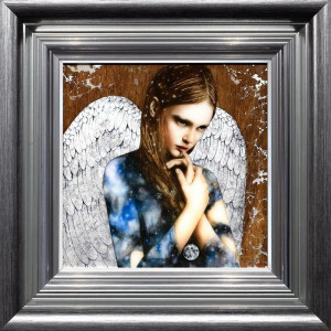 Cosmic Angel - Boutique Edition - Framed