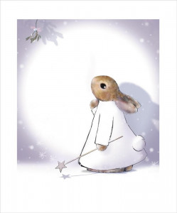 december - the happy year - print only