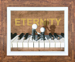 Eternity - 3D Resined - Framed