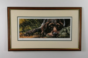 Ever Ready - Brown - Framed