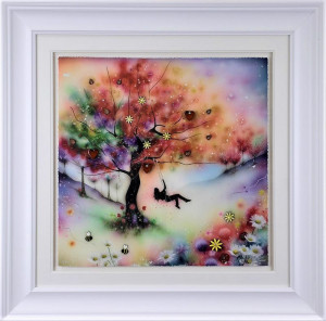 Free To Fly - Artist Proof - Framed