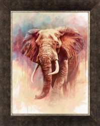 Gentle Giant - Canvas - Framed