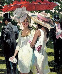 Glamorous Ladies Ascot - Board Only