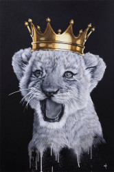 I Just Can't Wait To Be King - Artist Proof