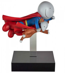 is it a bird? is it a plane? - sculpture