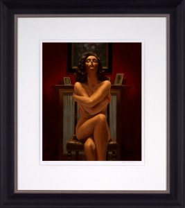 just the way it is  - framed