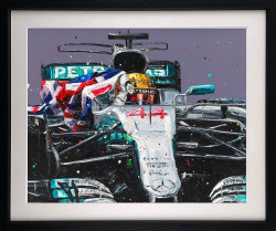 Lewis - Mexico '17 - Framed