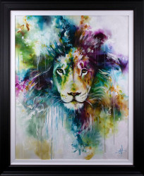 Lion 2019 - Artist Proof