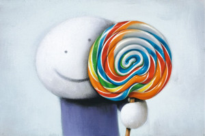 lollipop, lollipop - mounted