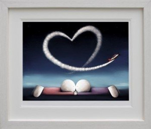 Love Lifts Us Up - Deluxe  - Framed