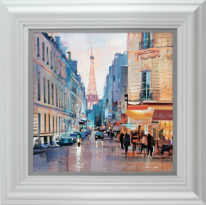 Love Rue  - Framed