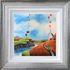 Magic Moments - Silver - Framed