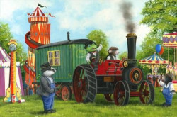 Mr Toad And Moleys Steam Adventures