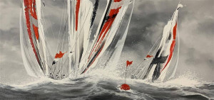 My Red Sail - Board Only