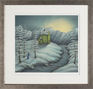 Mystery Of The Shadowlands  - Framed