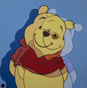 Oh Bother - Artist Proof - Mounted