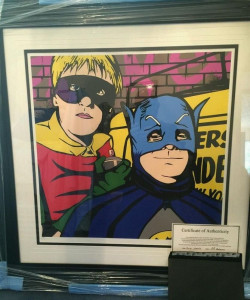 Only Fools And Horses - Large - Black - Framed