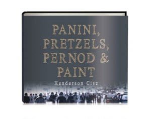 Panini, Pretzels, Pernod And Paint - Open Edition Book