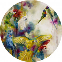 Pretty Polly - Parrots & Parakeets (Small) - Mounted