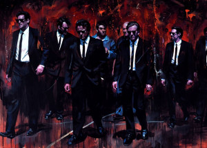 Reservoir Dogs - Board Only