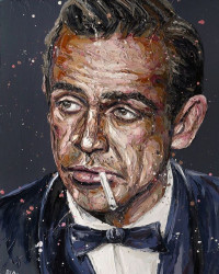 Sean Connery 007 - Artist Proof