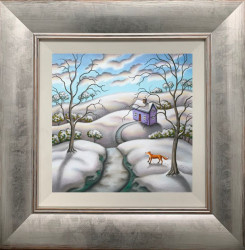 Secrets Of The Seasons - Winter - Framed