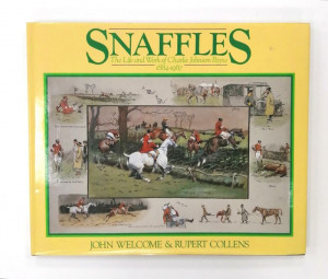 Snaffles - Life and Work of Charlie Johnson Payne, 1884-1967 - Book