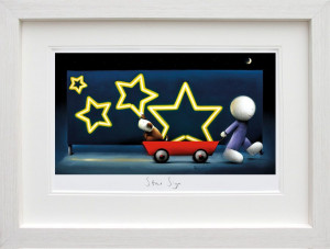 Star Sign  - Framed