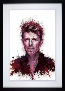 starman  - framed