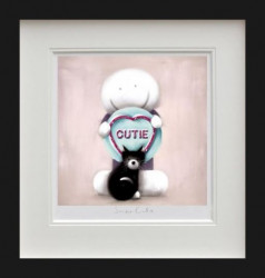 Super Cutie - Black Framed