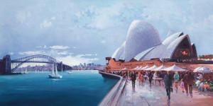 Sydney Harbour - Board Only