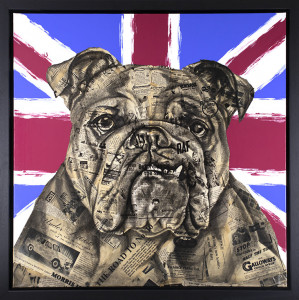 The British Bulldog - Original - Book