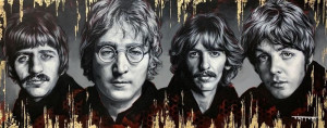 The Fab Four - Limited Edition - Board Only