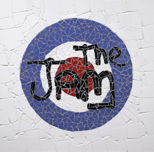 The Jam - Mounted