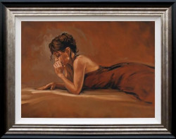 Thinking Of You II - Framed