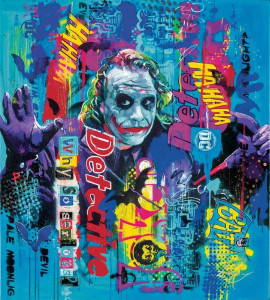 Why So Serious - Board Only