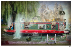 Wind In The Willows - Artist Proof